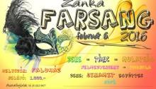Farsang Zánka 2016
